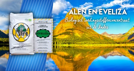 Alen en Eveliza, bio-voedingsconcentraten