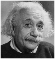 Einstein en frequenties