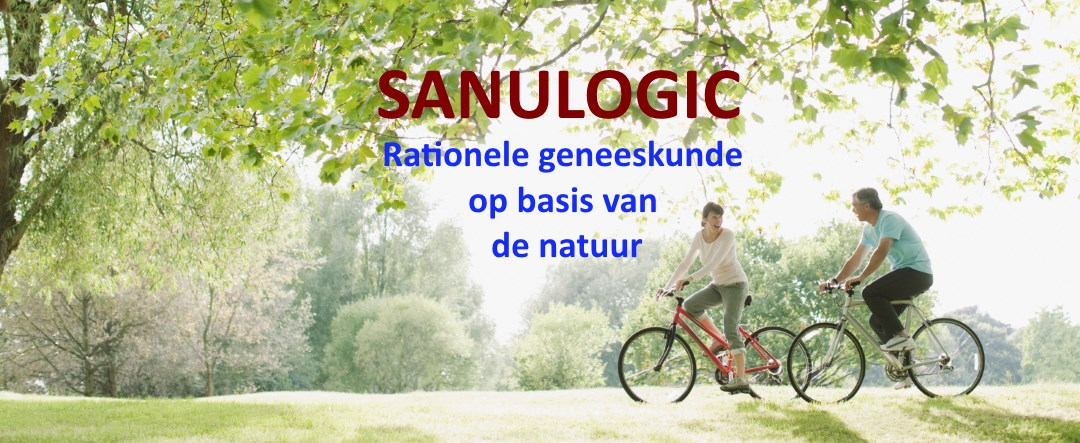 De natuur is de basis voor SANULOGIC
