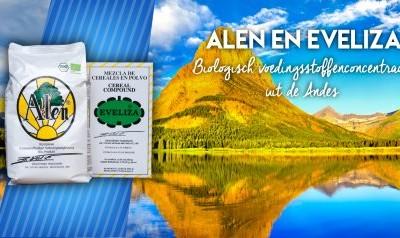 Alen en Eveliza, bio-voedingsconcentraten