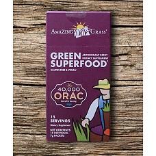 Amazing Grass biedt hoge antioxidatieve producten