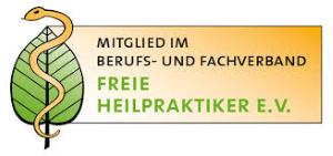 Ik ben lid van de Duitse beroepsvereniging voor Heilpraktiker en Naturarzte