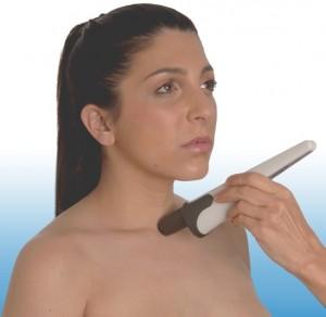 Preventief onderzoek borstkanker kan worden gedaan door het analyseren van de temperatuur van twee maal 120 punten op het lichaam