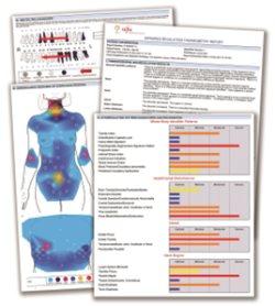 zeven pagina rapportage van de regulatie thermografie