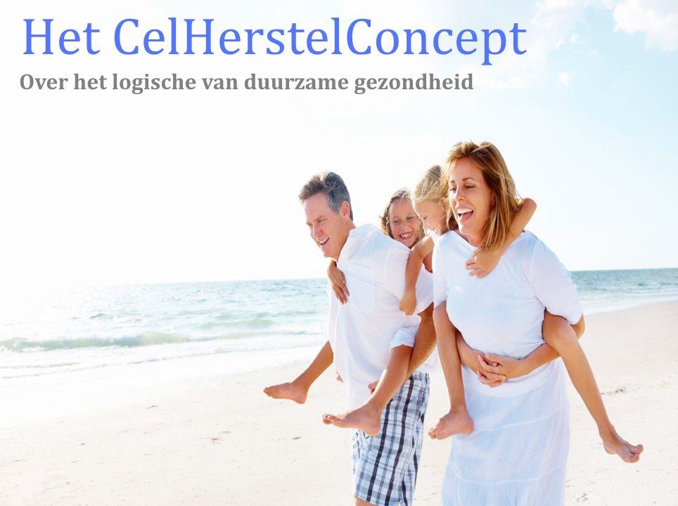 Wordt duurzaam gezond met Het CelHerstelConcept