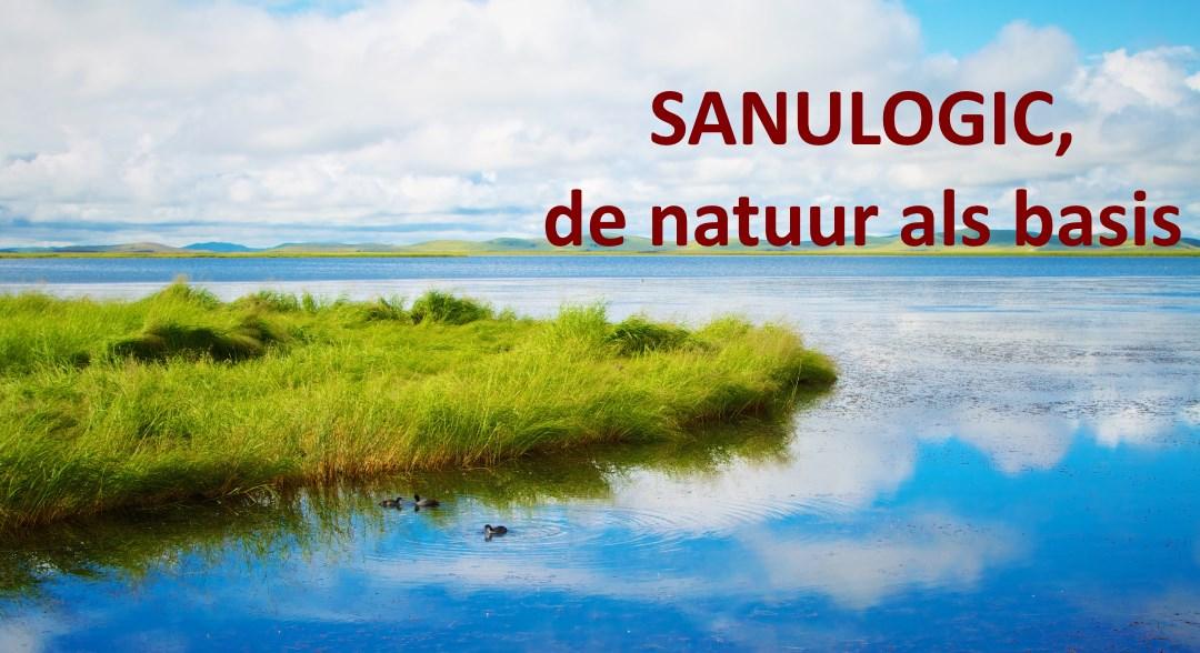 Sanulogic meer en bergen