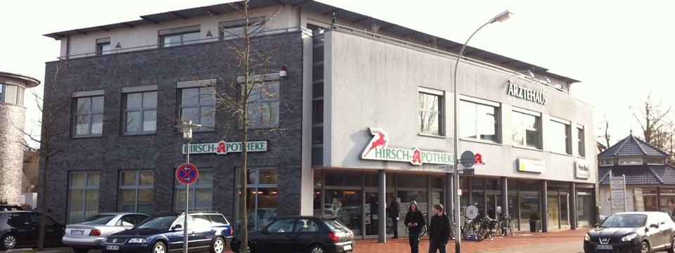 Het vaatonderzoek wordt in ons centrum in Gronau uitgevoerd