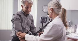 De bovenarmbloeddruk verschilt vaak van de centrale bloeddruk