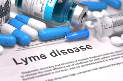 Ziekte van Lyme en hyperthermie