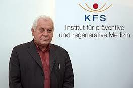 Dr. Bodo Kuklinski is een gerenommerd mitochondrienspecialist