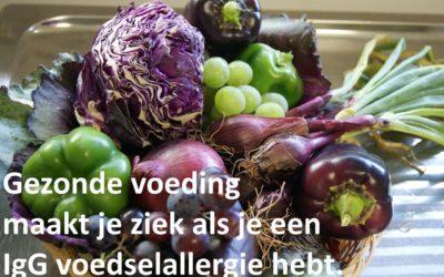 Voedselallergie als sluipmoordenaar